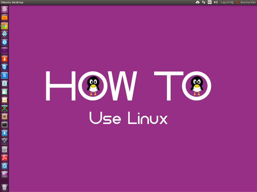 how to use linux