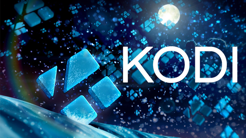 kodi linux_splash