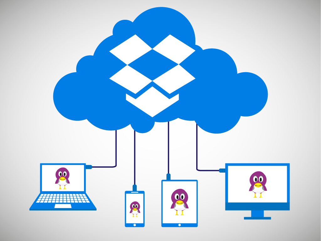 dropbox for linux