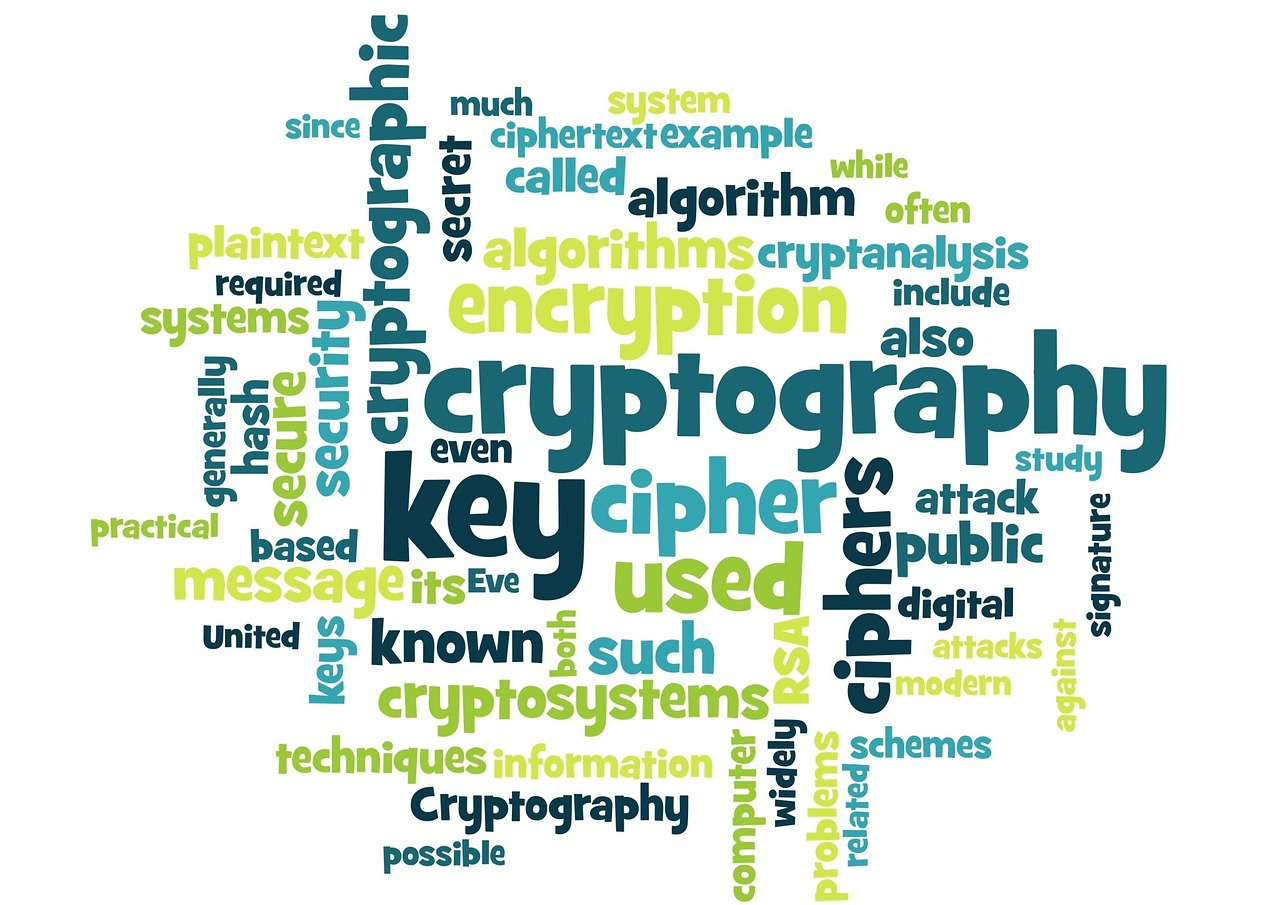 built in encryption tool