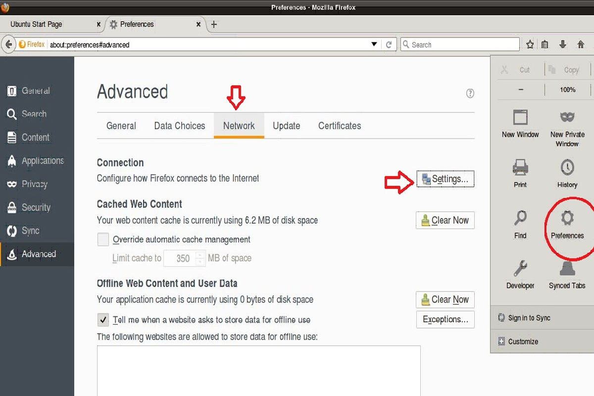 Setup A Linux Proxy Server And Surf Anonymously-An Ultimate