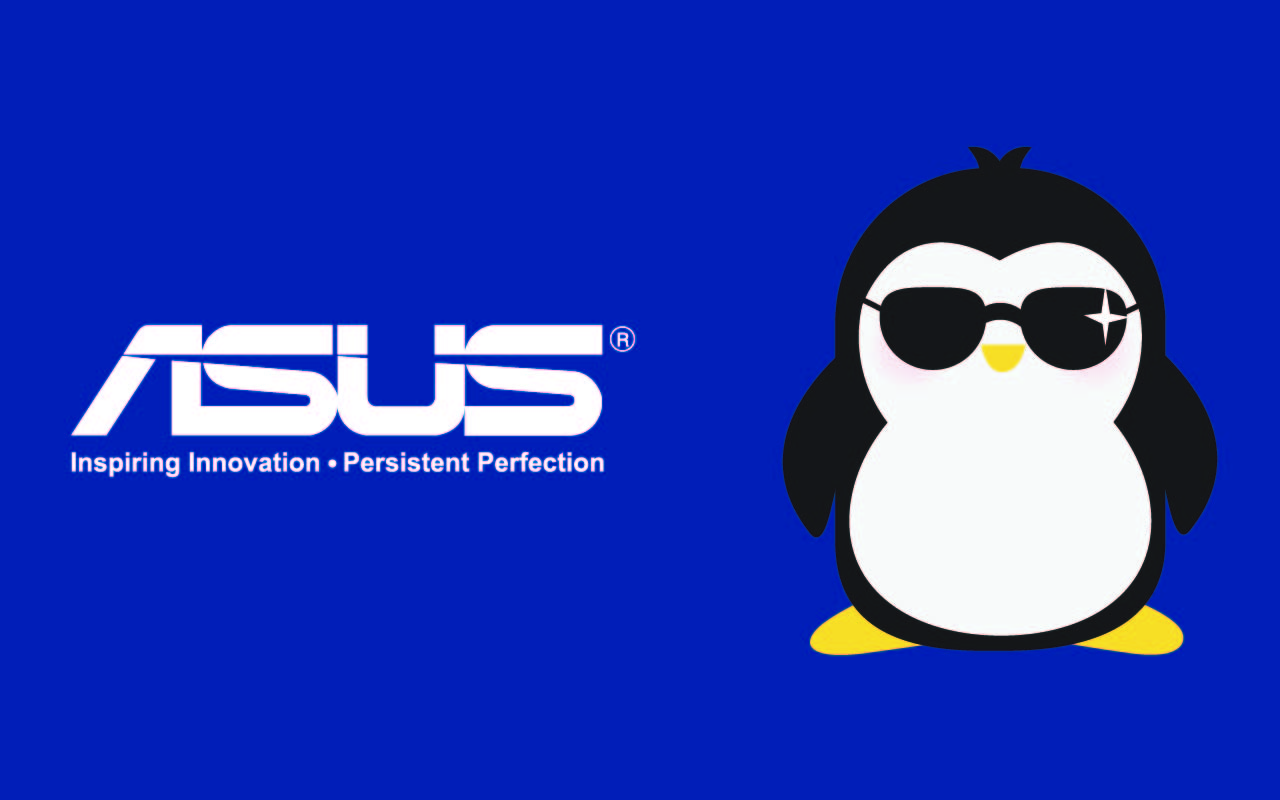 asus with linux