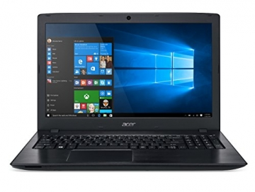 "Acer Aspire E 15, 15.6"" Full HD, 8th Gen Intel Core i3-8130U, 6GB RAM Memory, 1TB HDD, 8X DVD, E5-576-392H - 1"