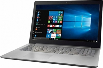 Lenovo 15.6 Inch 768P Resolution, AMD Radeon A12-9720P Process Laptop 2.7GHz, 8GB DDR4 RAM Memory, 1TB Hard Disk Drive, DVD Drive, Built in Webcam, AC WiFi, Bluetooth, Windows 10 Home - 2