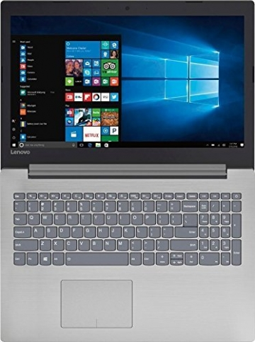 Lenovo 15.6 Inch 768P Resolution, AMD Radeon A12-9720P Process Laptop 2.7GHz, 8GB DDR4 RAM Memory, 1TB Hard Disk Drive, DVD Drive, Built in Webcam, AC WiFi, Bluetooth, Windows 10 Home - 6